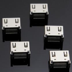 5x19 Pin HDMI Buchse SMT Oberflächenmontage Video Anschluss