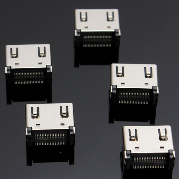5x19 Pin HDMI Buchse SMT Oberflächenmontage Video Anschluss Computer Komponenten