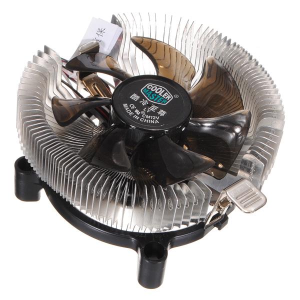 CPU Kühlkörper Falcon Bank Cooler Master CPU Computer Fan Computer Komponenten