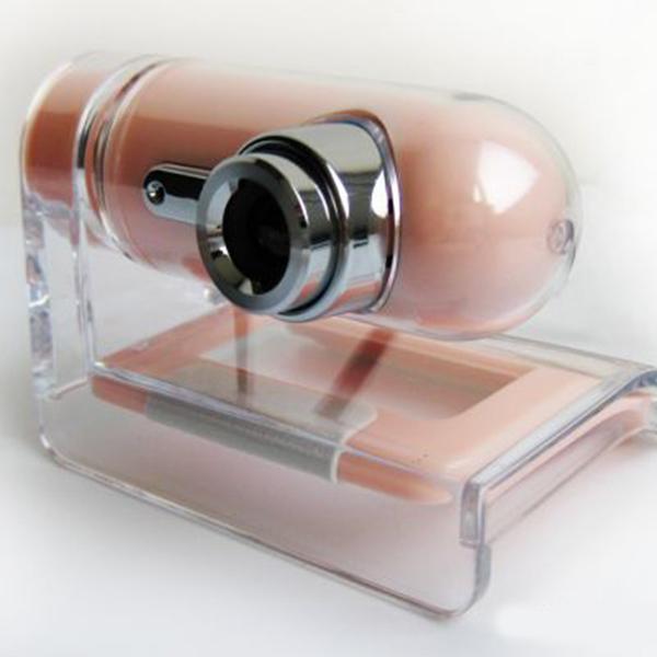 Carpo CH-8051 USB Rotatable 6 Mega Pixel Webcam With Microphone Webcams