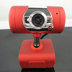 Carpo M08 USB 6 MP HD Webcam With Microphone