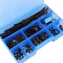 Computergehäuse Kombination von internen Kabel Management Supplies