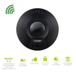 EDUP EP B3509 UFO Bluetooth3.0 Drahtlos Speaker Unterstützung A2DP 10M
