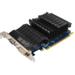 Galaxy GeForce GT610 Grafikkarte 1GB 64 Bit DDR3 PCI Express2.0 16X Computer Komponenten