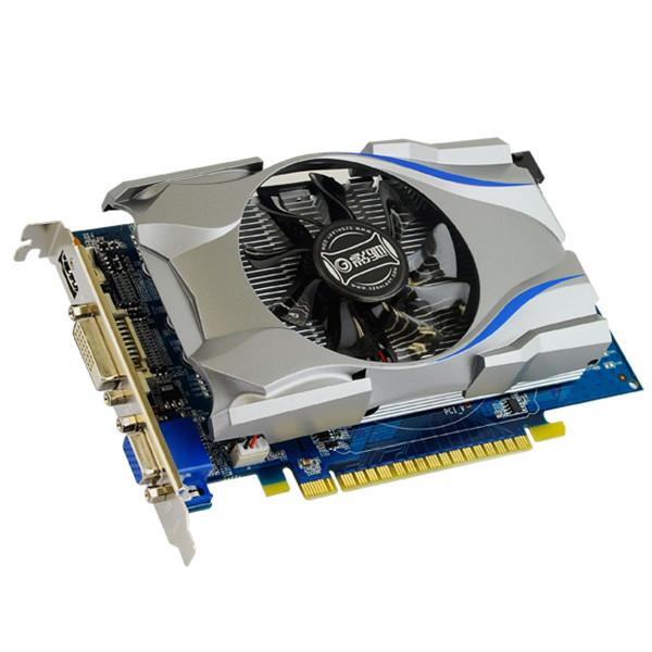 Galaxy GeForce GTX650 Grafikkort 1GB 128 Bit DDR5 PCI Express3.0 16X Computer Komponenter