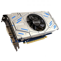 Galaxy GeForce GTX750 Grafikkarte 1GB 128 Bit GDDR5 PCI Express3.0 16X