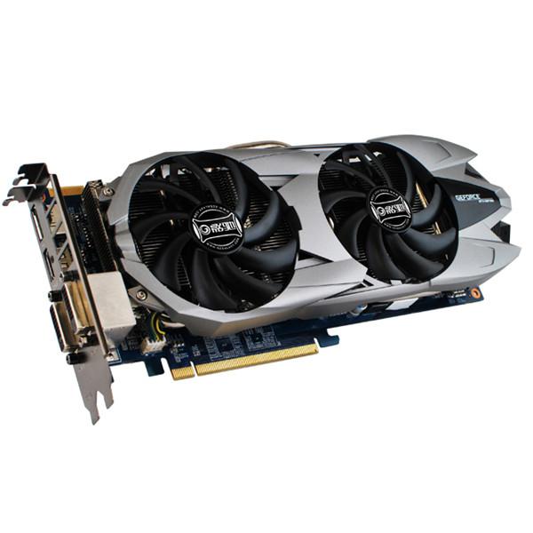 Galaxy GeForce GTX760 Grafikkarte 2GB 256Bit DDR5 PCI Express3.0 16X Computer Komponenten