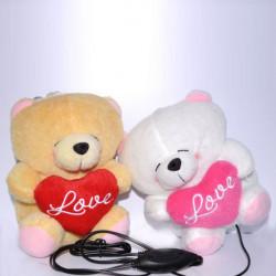 Gift BB Bear Speakers Enjoy Music Portable USB Doll Speaker