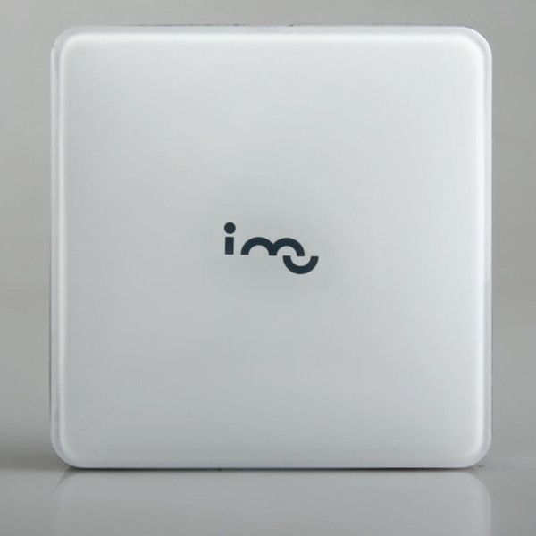 I-mu USB Portable Touch Control Mini Speaker With Blue LED Light Computer Speakers