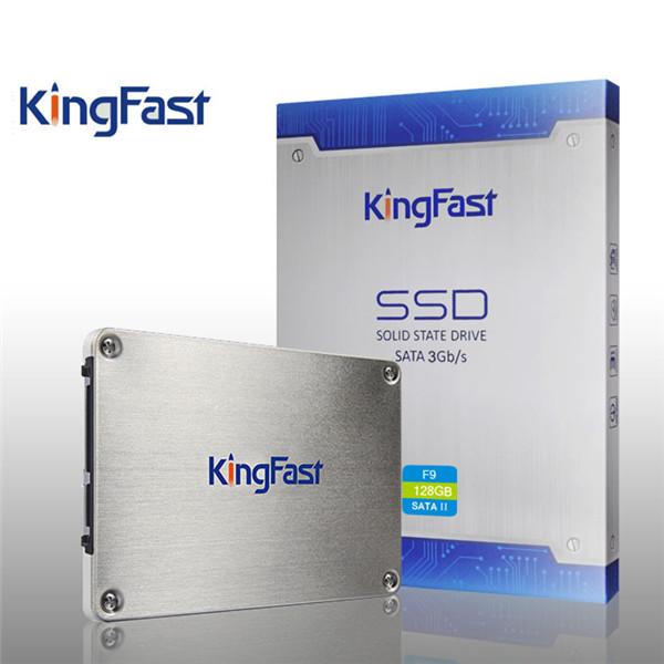 KingFast F9 256GB 2.5 Tums SATAIII SSD Solid State Drive Datorkomponenter