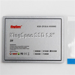 KingSpec 1.8inch 32G 64G 128G PATA SSD for Sony Dell Fujitsu HP HTC