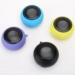 Minihamburger Lautsprecher für Laptop MP3 MP4
