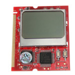 Mini PCI LCD Display Motherboard Diagnostic Debug Card Analyzer Laptop Computer Components