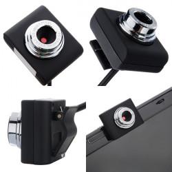 Mini USB 30M Webbkamera Kamera Webcam för Bärbara Notebook-Nya