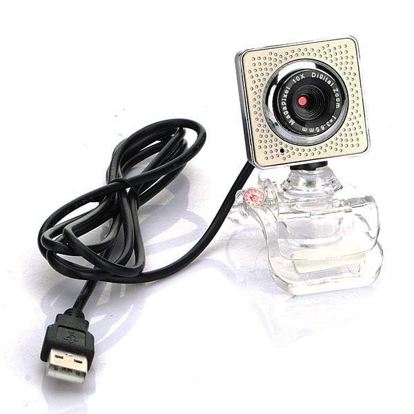 Ny USB 30M MP Webkamera Webcam Kamera Webkamera Webcam til Bærbar PC Webkameraer