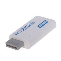 Neue Wii 2 HDMI Konverter Box WII HDMI HD Adapter