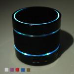 Bewegliche LED Bluetooth V3.0 Stereo HiFi Mini Super Bass Lautsprecher TF Computer Lautsprecher