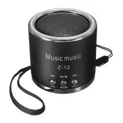 Bärbar Minihögtalare Förstärkare FM-radio USB Micro SD TF Card MP3