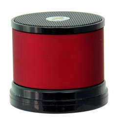 Red Voice Promts Bluetooth V2.0 Speaker With TF Card Slot