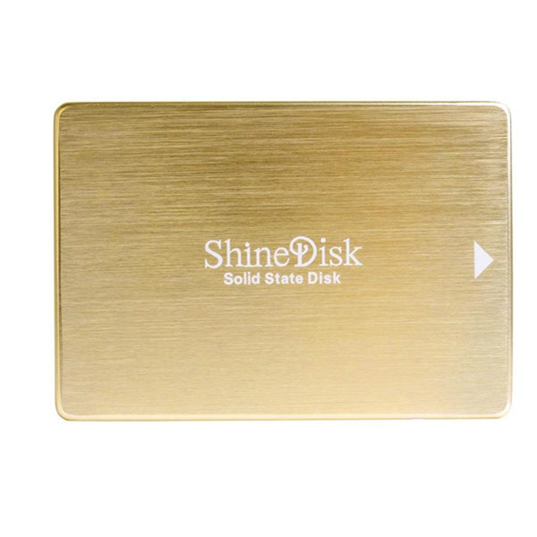 "ShineDisk M746 128GB SATAIII SSD Solid State Drive 2.5"" Computer Komponenter"