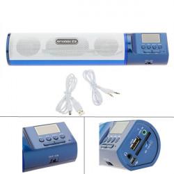 Singbox SV 500S Lautsprecherhalterung Stereo Karte LINE IN U Scheibe FM Lautsprecher