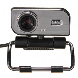 USB 2.0 30MP Beans Style Webcam With Microphone for PC Laptop Desktop