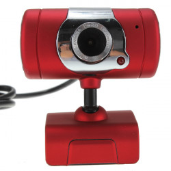 USB 30M Video Webcam Camera With Microphone for PC Laptop