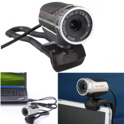 USB HD Webcam with Built-in MIC 12.0M pixel Auto focus