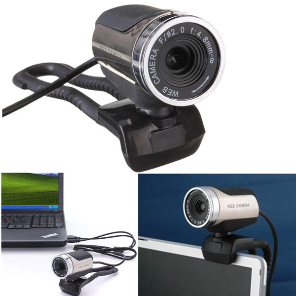 USB HD Webcam with Built-in MIC 12.0M pixel Auto focus Webcams