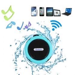 Waterproof Bluetooth3.0 Shower Hands-free Stereo Speaker with Mic