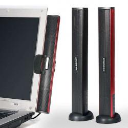 iKANOO N12 Laptop Bärbar USB Sound Bar Stick Högtalare