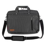 """14"""" Universal Laptop Notebook Carry Case Håndtaske Skuldertaske Laptop & Tilbehør"""