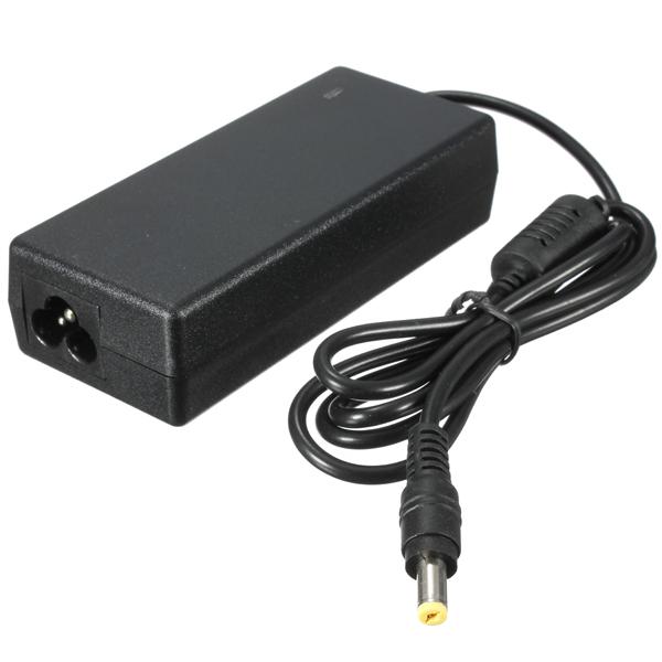 19V 3.42A 65W Strømforsyning AC Adapter Oplader Ledning til Acer Gateway Laptop & Tilbehør