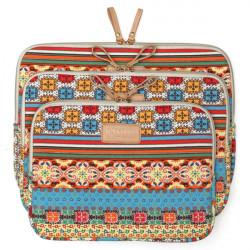 Bohemian Soft Tote Bärbar Dator Bag