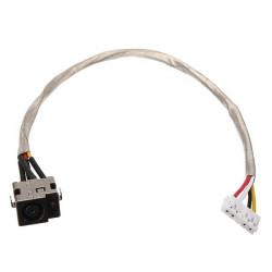 DC Klinkenkupplung Anschluss Netzanschluss Anschlusskabel für HP DV7 Series