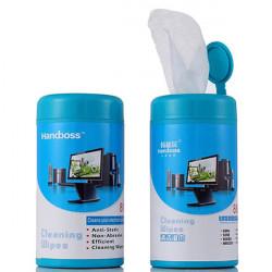 Digital Cleaning Wipes Rengöring Tissue Våtservetter Lens Cleaner 88 St