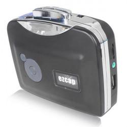 EZCAP Kassettband till MP3 USB-enhet Konverter