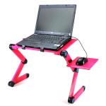 Folding Bordsstativ för Bärbar Dator Laptop Tillbehör