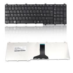 Franska Laptop Keyborad för Toshiba Satellite Pro C660 C660D