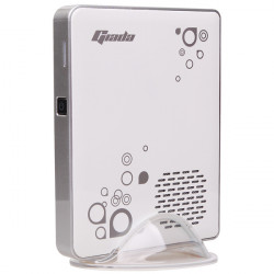 Giada A50 Mini Desktop AMD E350 dual-core 1.6G 2G DDR3+500G SATA HDD