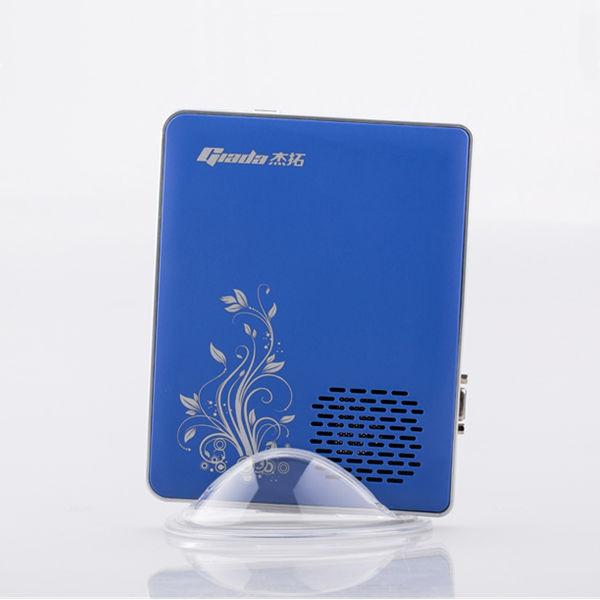 Giada I35V Mini Desktop Intel Atom D2550 GMA3600 2G DDR3 + 32G mSATA SSD Laptop Tillbehör