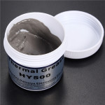 HY510 100g Grey Thermal Conductive Grease Paste For PC CPU GPU Cooling Heatsink Laptops & Accessories