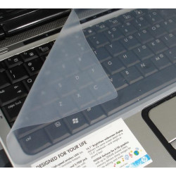 Tastatur Cover Skin Protector til Mac HP DELL Sony Laptops