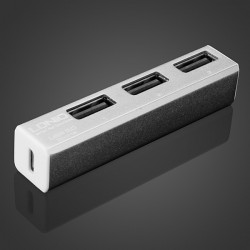 LDNIO SY-H16 Aluminum Alloy High Speed 3 Portar USB 2.0 Hub