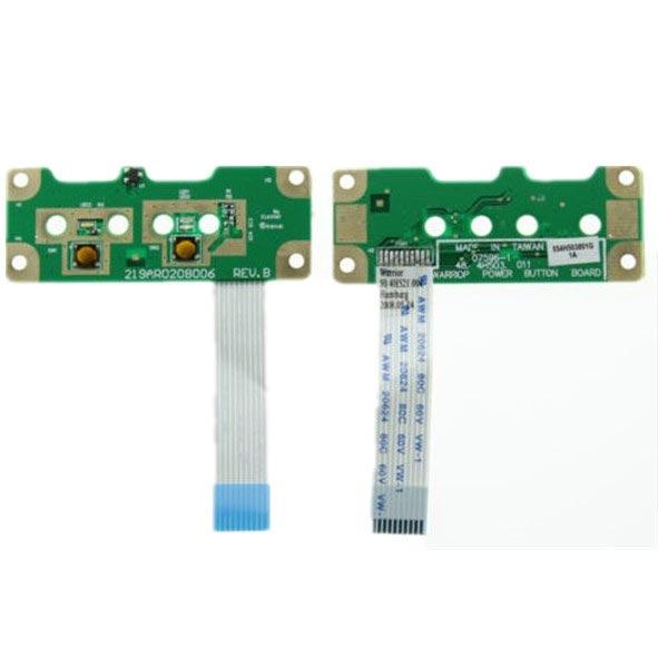 Power Button Vorstand Band für HP G50 G60 Compaq CQ50 CQ60 48.4H503.011 Laptops & Zubehör