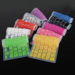 Silikon Ansi Layout Staub Wasser Beweis Tastatur Abdeckung für Mac Air 13 Laptops & Zubehör