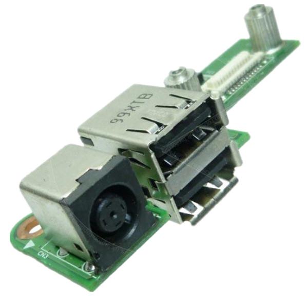 Buchse DC Jack Power Port Pin Anschlussbuchse für Dell Inspiron 1525 Laptops & Zubehör