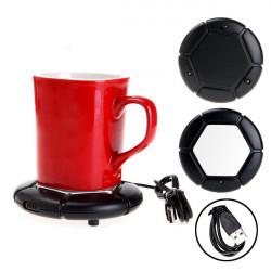 USB bewegliche Powered Cup Tasse Kaffee Tee Getränk Heizungs Wärmer Auflage