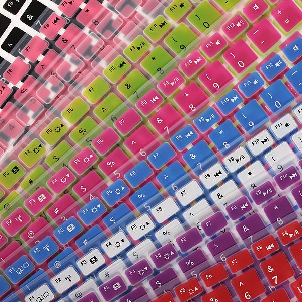 US Tastatur Haut Schutz Abdeckung für Dell Inspiron 15R N5110 M5110 Laptops & Zubehör