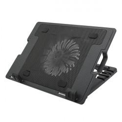 X-710 USB-CPU Kylutrustningar Cooling Pad 5V Fläkt 9inch till 17 Tums Bärbar Dator